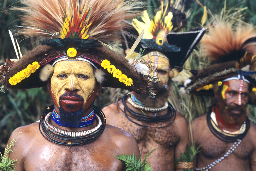 Papua New Guinea Cannibals may offer clues on dementia